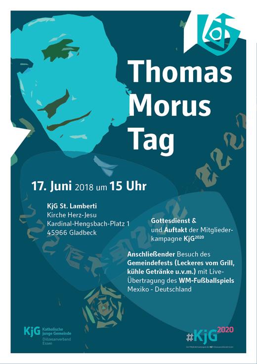 Thomas-Morus-Tag in Gladbeck! - KjG Diözesanverband Essen