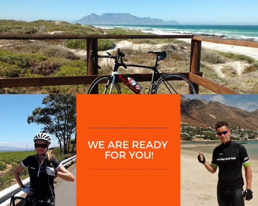 World Wide Cycling Tours with BicycleBeyond.com - Cape Town Cycle Tour 2019 - Arlberg Giro 2019 - Mondsee Radmarathon 2019 - Stellenbosch Cycle Tour 2019
