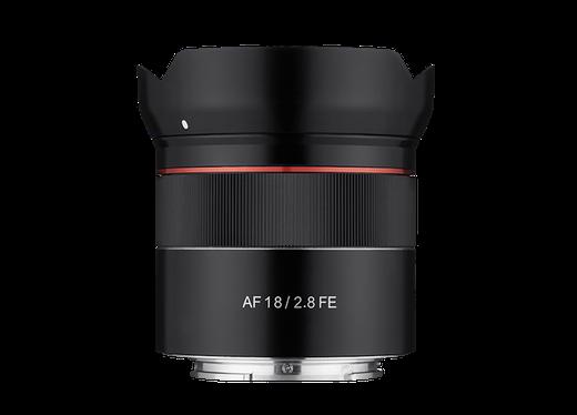 Samyang AF18mm 2.8 FE für Sony