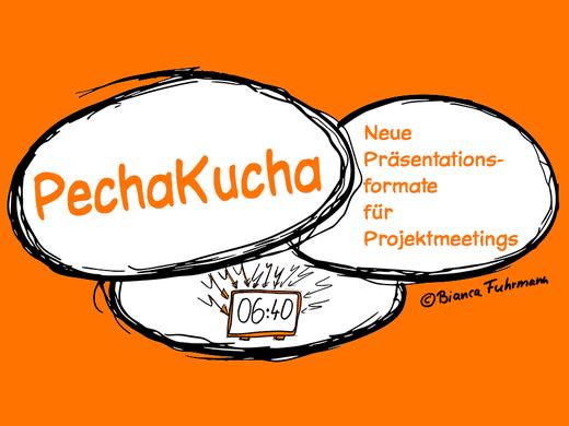 Projektmanagement-Blog, PechaKucha, © Bianca Fuhrmann