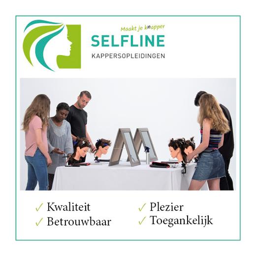 Selfline Kappersopleidingen