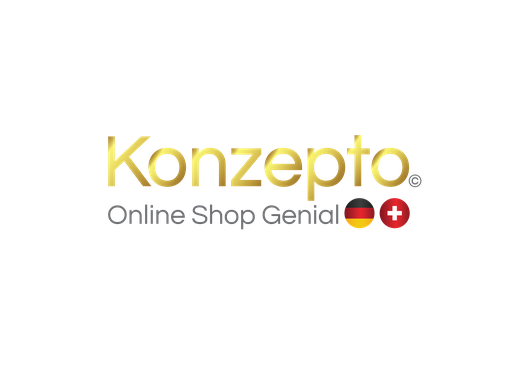 Konzepto, Konzepto.ch, Online Shop erstellen, eigener Online Shop, Shop, Online Shop genial, Konzepto Logo