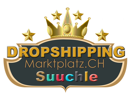Logo Dropshipping Marktplatz.ch von Suuchle,