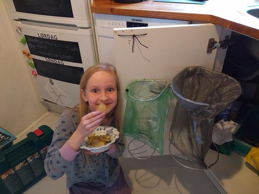 Affaldsstativ/ affaldsstativer Flower til køkken sortering. Cool Affaldssortering i dit hjem!