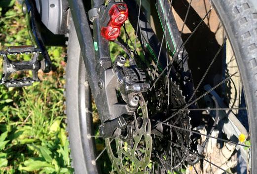 13. Oktober 2017  - Ich bin auch ein Fahrrad