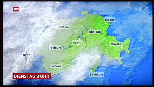 09. August 2017 - Bubikon am Fernsehen