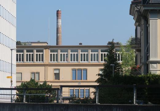 22. August 2018 - Einst Arbeitsplatz - heute Baudenkmal: Fabrik und Fabrikherrenhaus