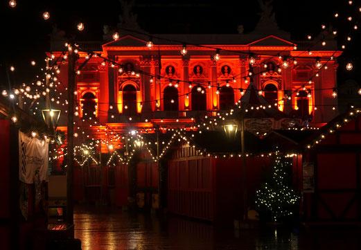 29. November 2017 - Oper im Lichterkranz