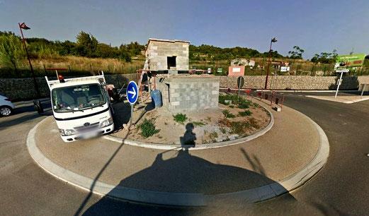 Bild: Google earth