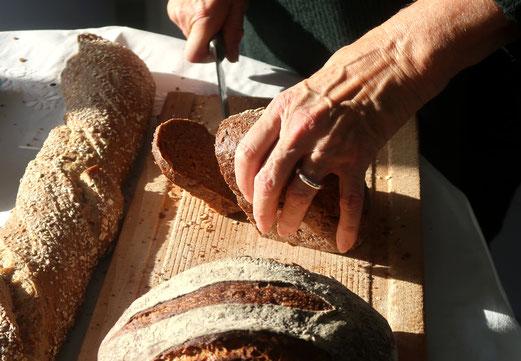 21. Dezember 2017 - ...und gib uns unser täglich Brot