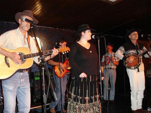 The new band - Jean-Marc, Juan, Jess, Jyem & Manuel