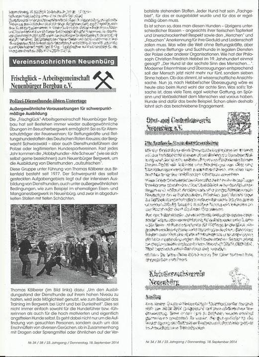 Neuenbürger Stadtbote vom 18.09.2014