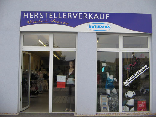 Naturana Herstellerverkauf