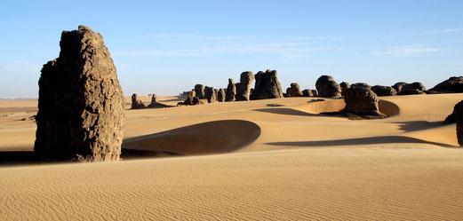 Algeria - Adrar Ahnet - Un luogo magico...