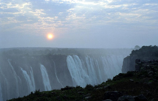 Botswana-Zimbabwe - Victoria Falls