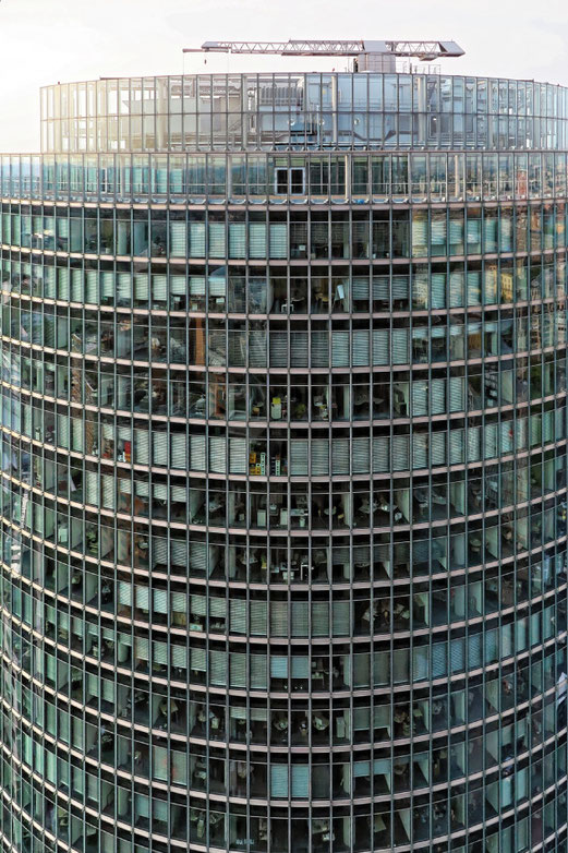 Berlin - DB-Tower