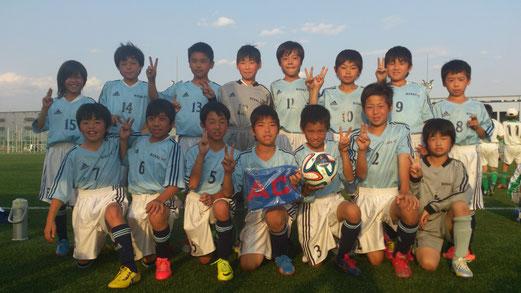 西日本の全国クラスを相手に堂々の優勝!! 環境も最高でした。