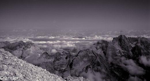 Julische Alpen/ 10. 08. 2010