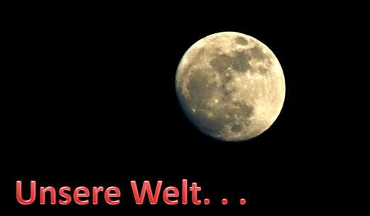 unser Mond/ 14. 03. 2014