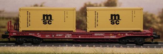 Trasporto container - Fleischmann - 845361
