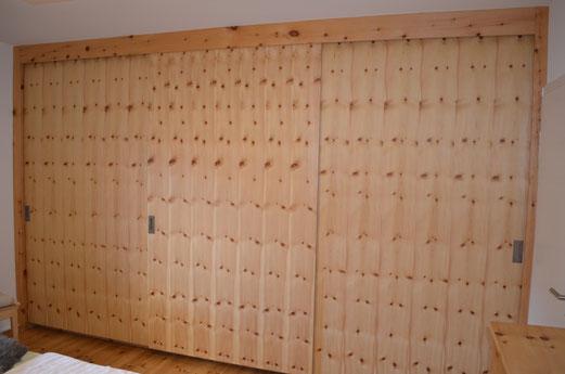 Möbel aus der Schreinerei Lagler in Flintsbach