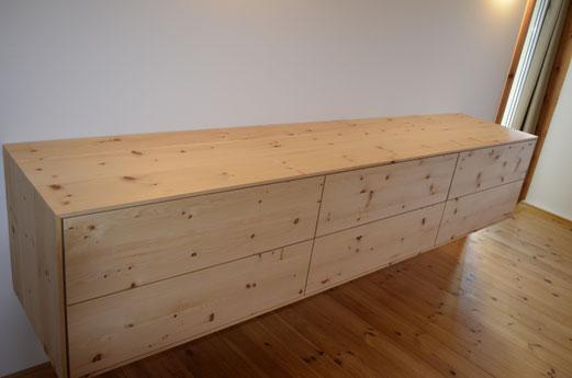 Möbel und Innenausbau Schreinerei Lagler in Flintsbach