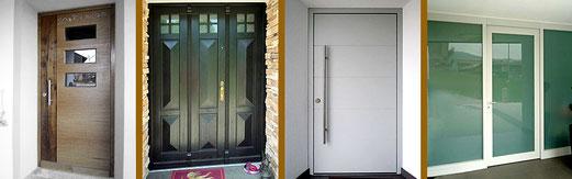 Haus und Zimmertüren von Schreinerei Lagler in Flintsbach