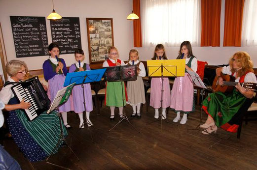 Volksmusikabend 16.5.2012