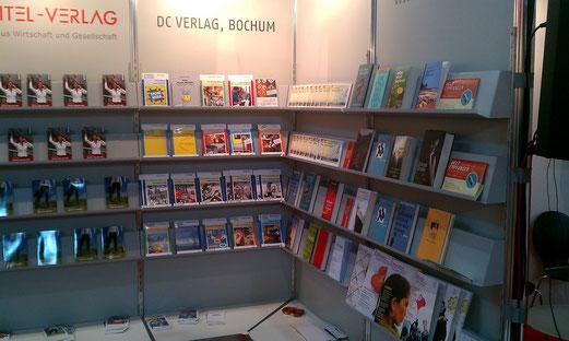 """Der """"DCVerlag"""" auf der Leipziger Buchmesse 2012"""