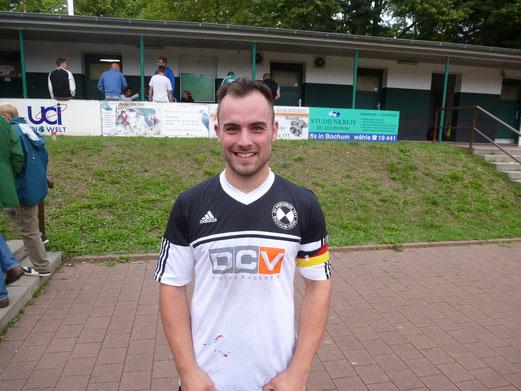 """Seit dem Sommer 2013 sponsern wir den """"SV Bochum-Vöde 1911"""" in der Kreisliga A."""