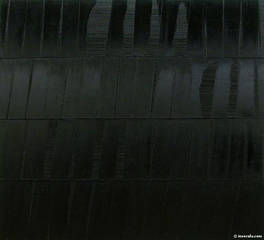 Huile sur toile, 324  362cm,   1985.