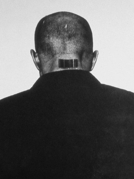 Une des images de Generic Man réalisée à partir de 1987.