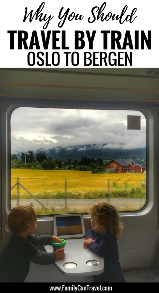 Don't miss this incredible train ride in Norway! Click to read more at FamilyCanTravel.com | Family Travel | Travel with kids | Norway with kids | Oslo | Bergen  #Oslo #bergen #norway #familytravel #travelwithkids