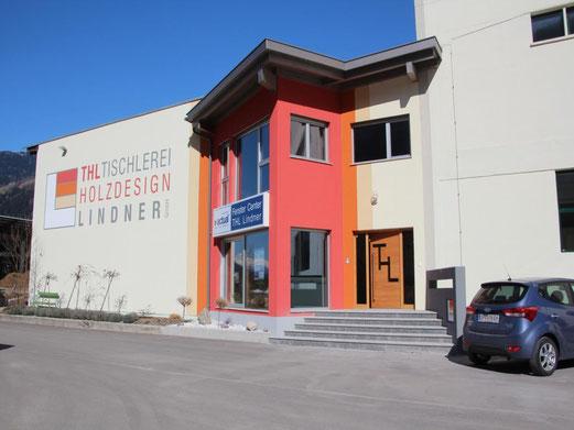 Firmensitz im Gewerbezentrum