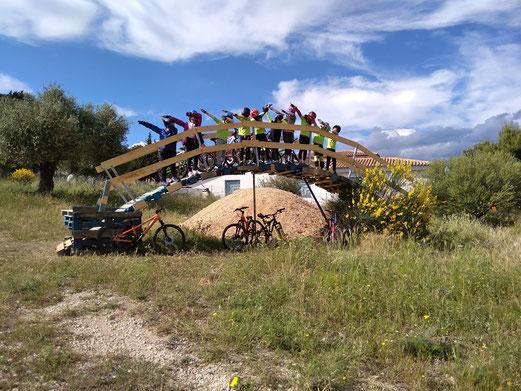 Area bike park (concessa con Delibera Comunale n°36 del 29-03-2018)