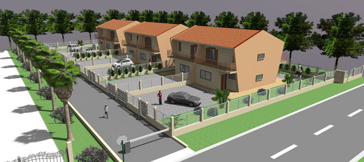 Progettazione edilizia carloguidarchitettos jimdo page for Moderni piani casa icf