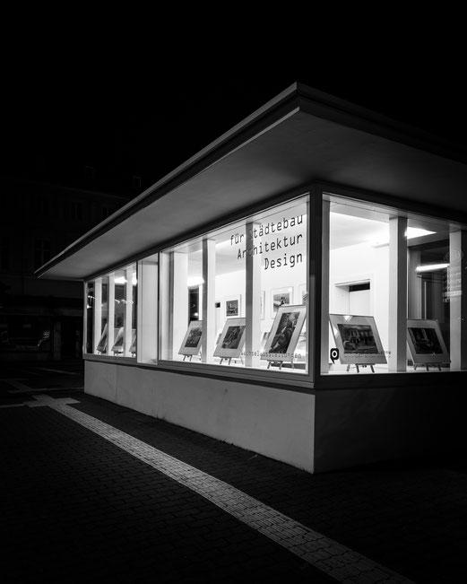 Trier Series #4: Kulturkiosk :: Copyright Martin Schmidt, Fotograf für Schwarz-Weiß Fine-Art Architektur- und Landschaftsfotografie aus Trier