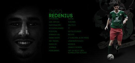 Ingo Redenius