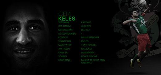 Cem Keles