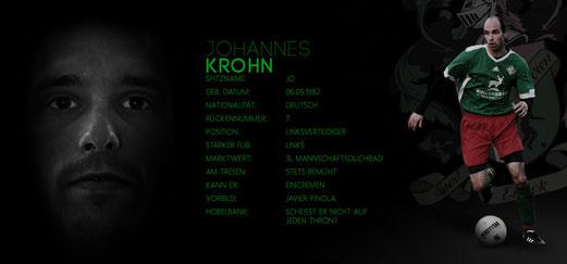 Johannes Krohn