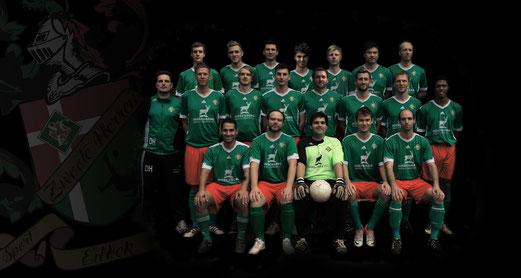 Mannschaftsfoto SC Eilbek 2