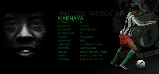 Patrick Jnr. Makhaya