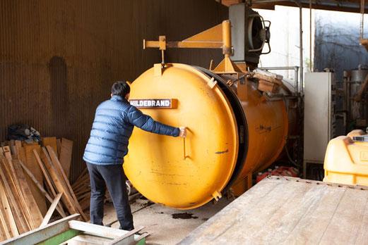 減圧温熱循環式 精油抽出機