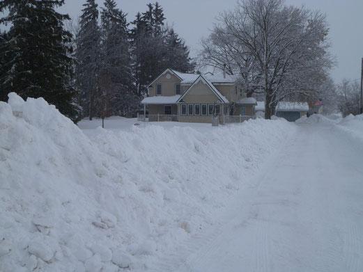 Home Sweet Snowy Home