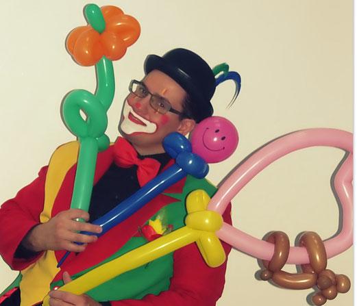 Clown Antwerpen