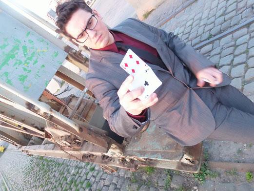 Goochelaar in Geel