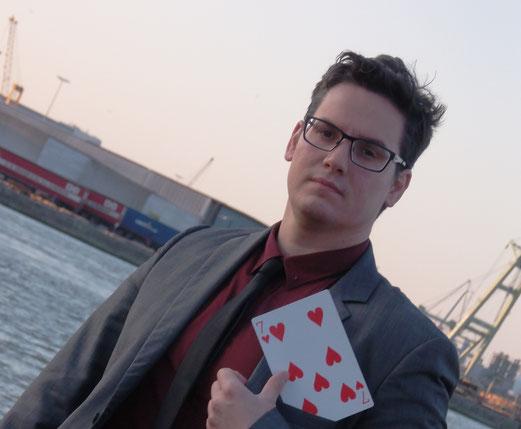 goochelaar in Deurne