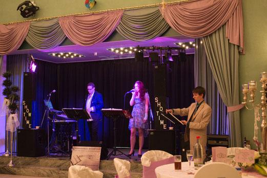 Das GesangsDuo im Hotel Reifenstein