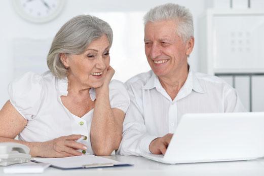 Anmeldung zum Kurs Senioren Computer