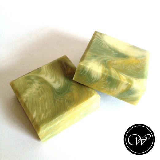 """Cosmic Wave""   Handmade soap by Fraeulein Winter"